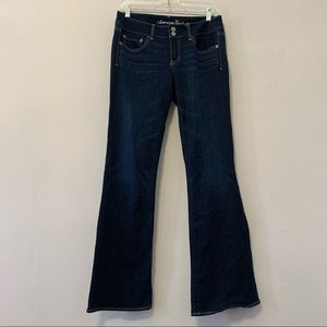 American Eagle Bootcut Super Stretch Artist Jeans